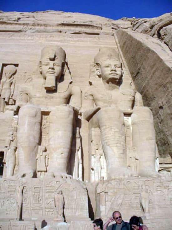 Храмы Абу-Симбел