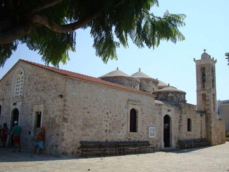 Церковь Агиа Параскеви