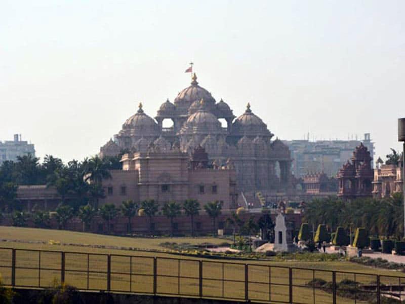 Храм Акшердхам