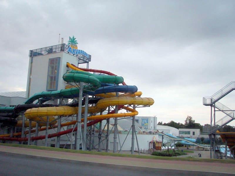 Аквапарк «Ливу»