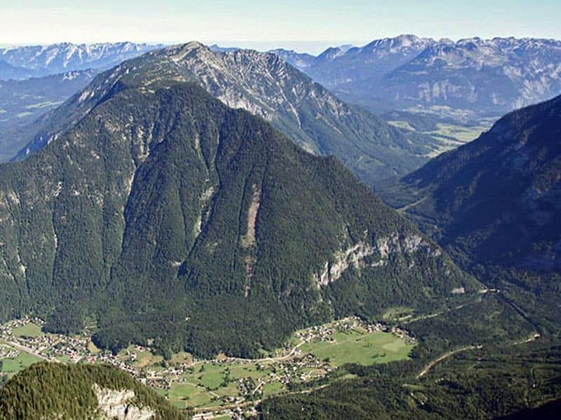 Фото гор Альп