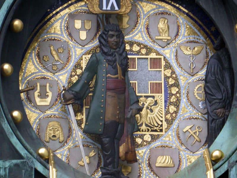 Часы Анкер