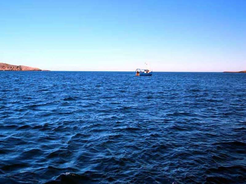 Фото Баренцева моря