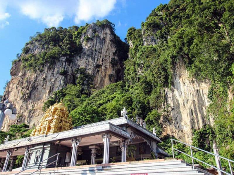 Пещеры Бату