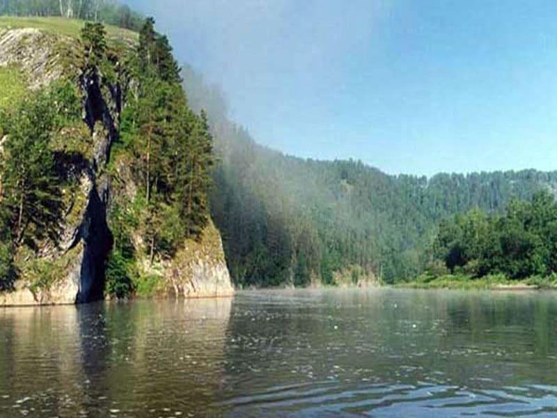 Фото реки Белая