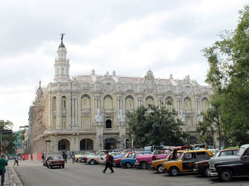 Большой театр, Гавана