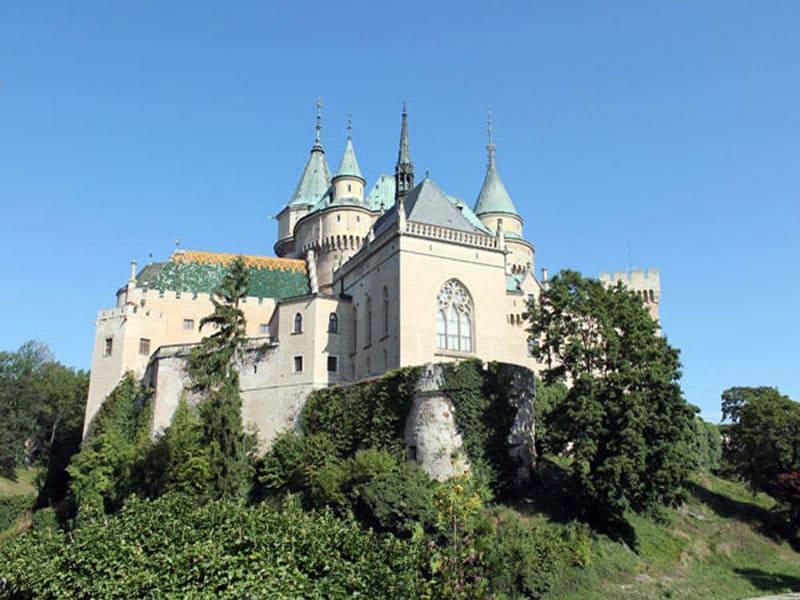 Бойницкий замок