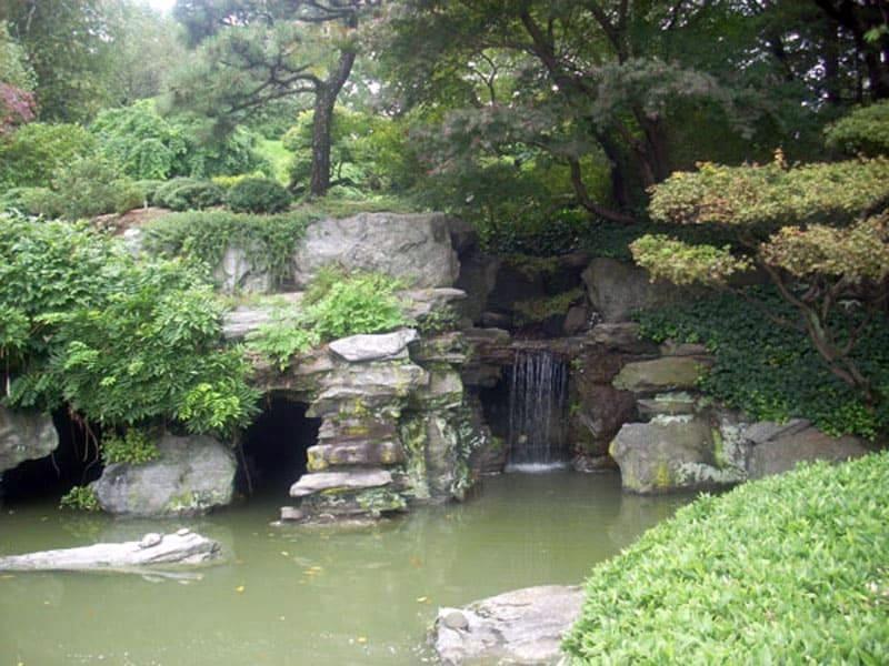 Ботанический сад в Бруклине
