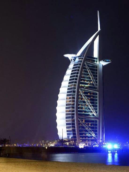Отель Бурдж-аль-Араб