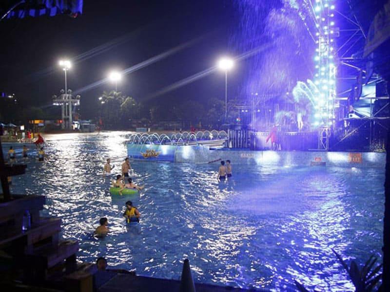 Чанг Лонг «Водный Мир» (Chime-Long Water Park)