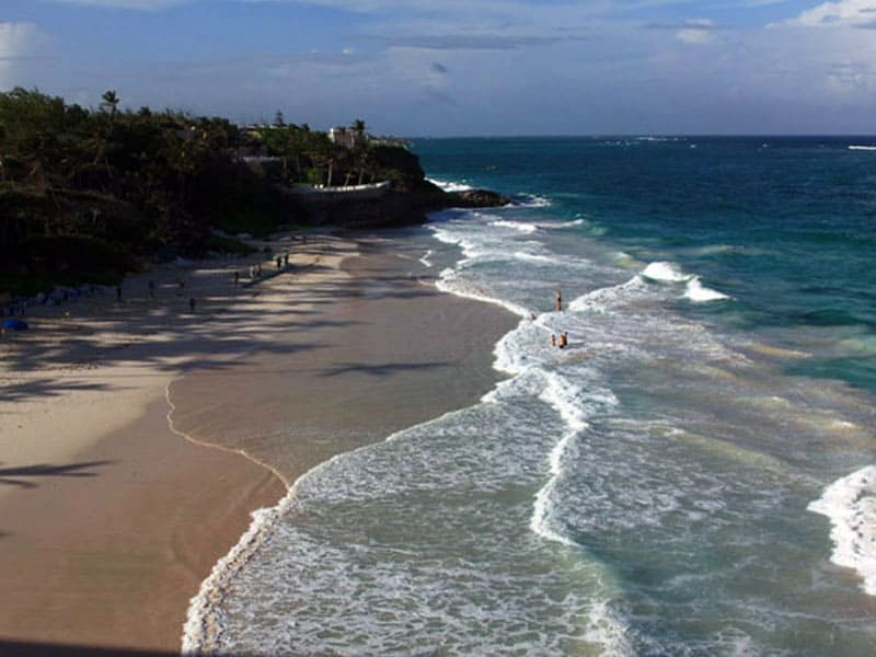 Пляж Крейн