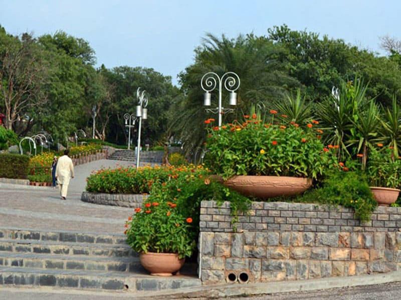 Смотровая площадка Даман-е-Кох