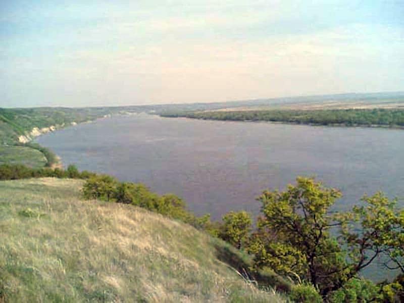 Фото реки Дон