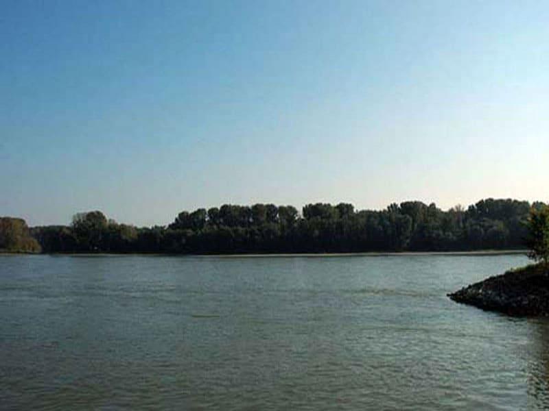 Фото реки Дунай