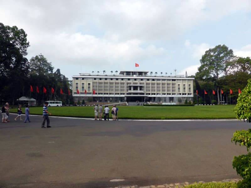 Дворец Воссоединения (Независимости)