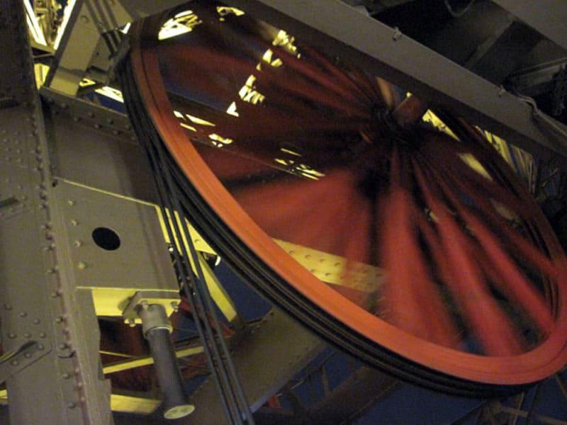 Колесо подъёмного устройства на башню