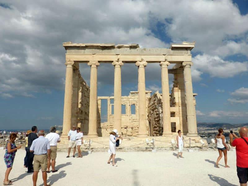 Храм Эрехтейон