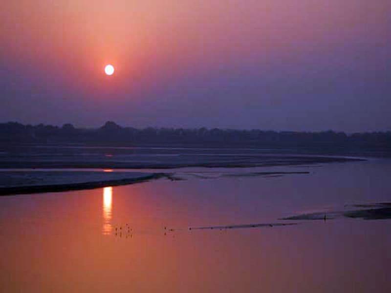 Фото реки Ганг