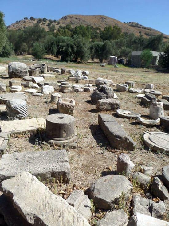 Античный город Гортина