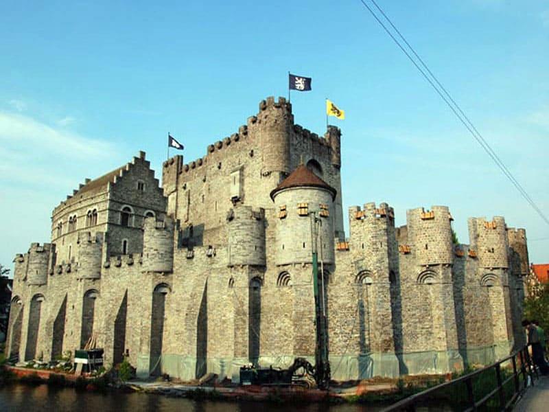 Замок Гравенстен