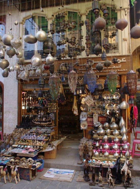 Рынок Хан эль-Халили