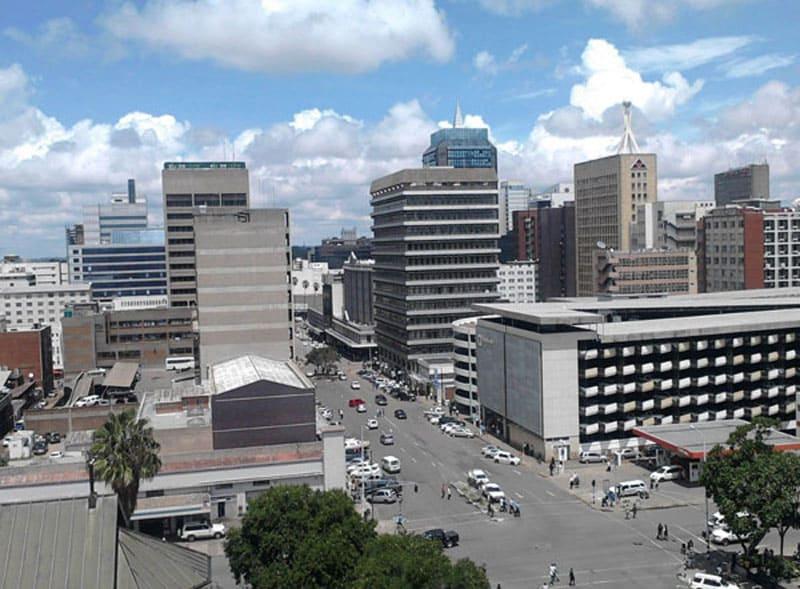 Столица Зимбабве - Хараре