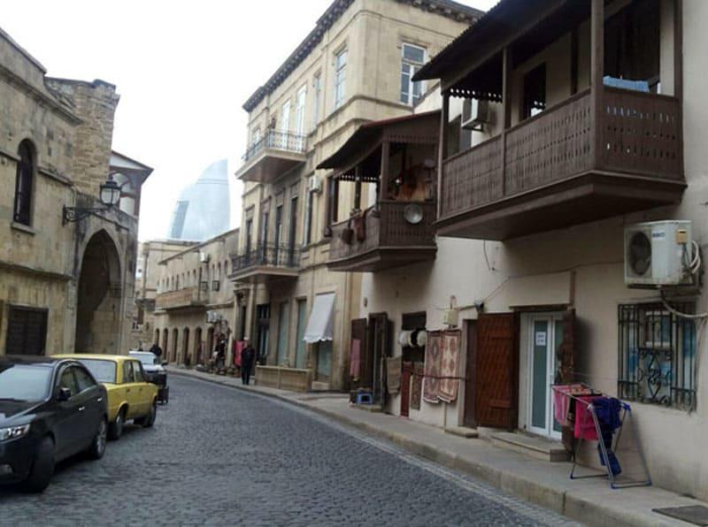 Старый город Ичери Шехер