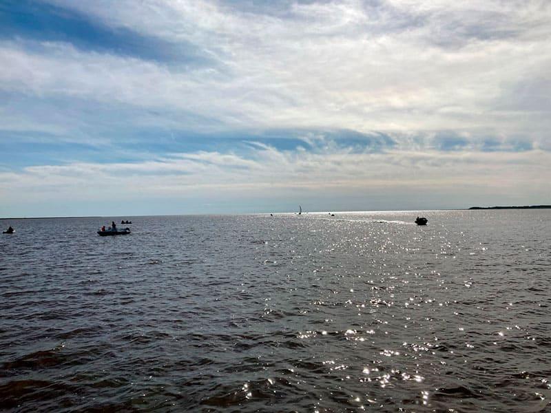 Фото озера Ильмень