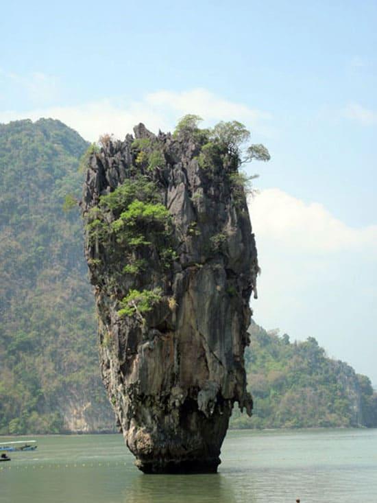 Как добраться до острова джеймса бонда самостоятельно
