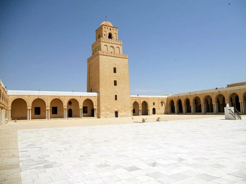 Святой город Кайруан