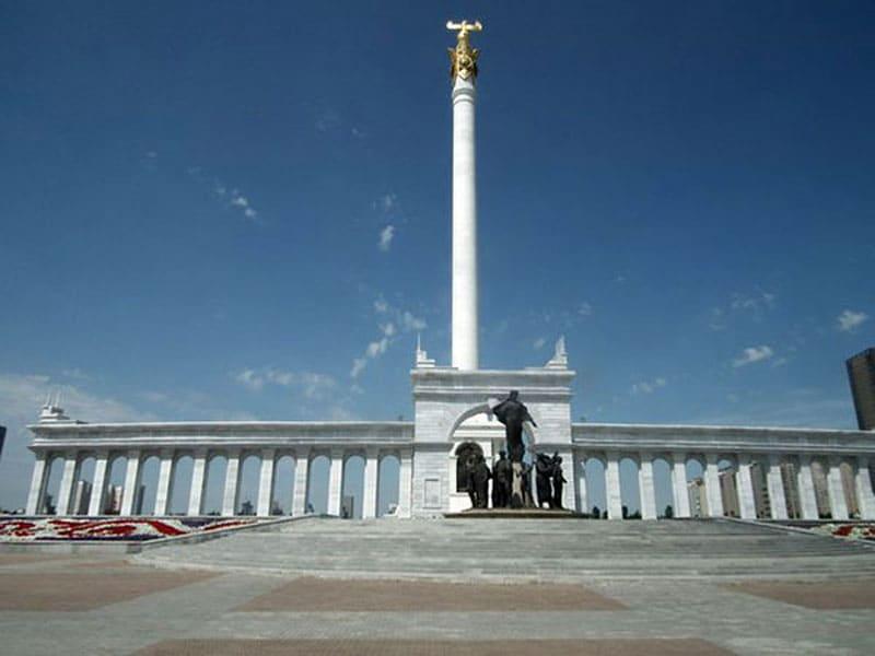 Монумент «Казак Ели»