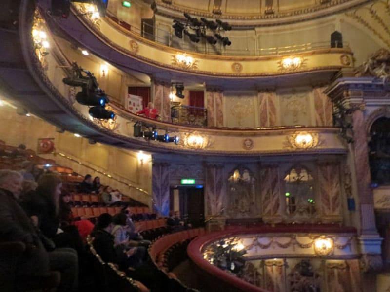 Королевский театр Ковент-Гарден