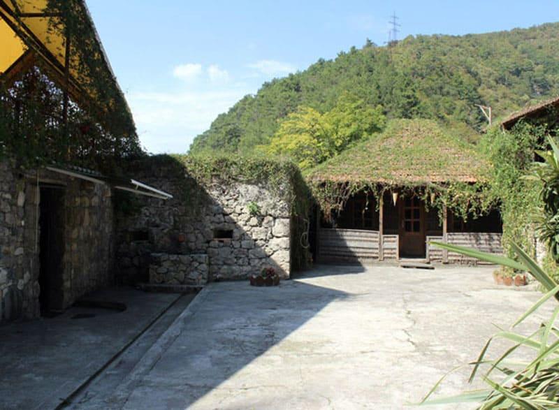 Крепость Абаата