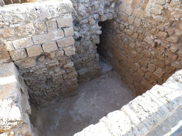 Крепость города Пафос