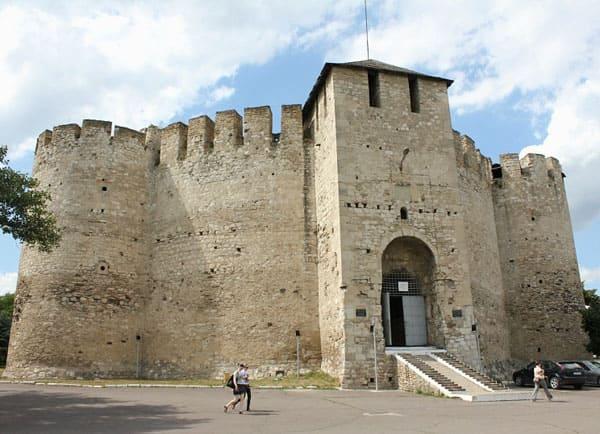 Крепость Сороки