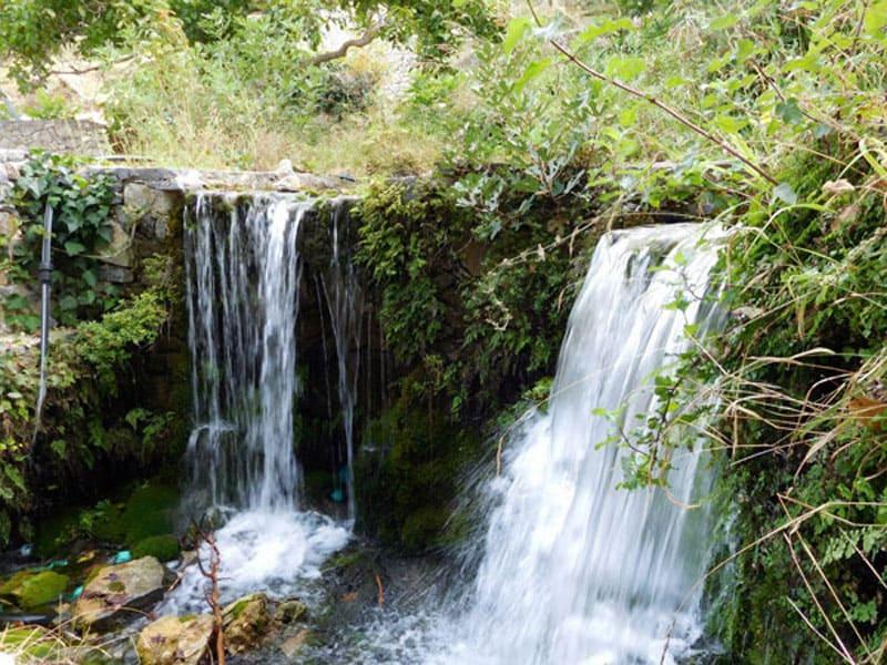 Озеро Курна и источники Агрируполи
