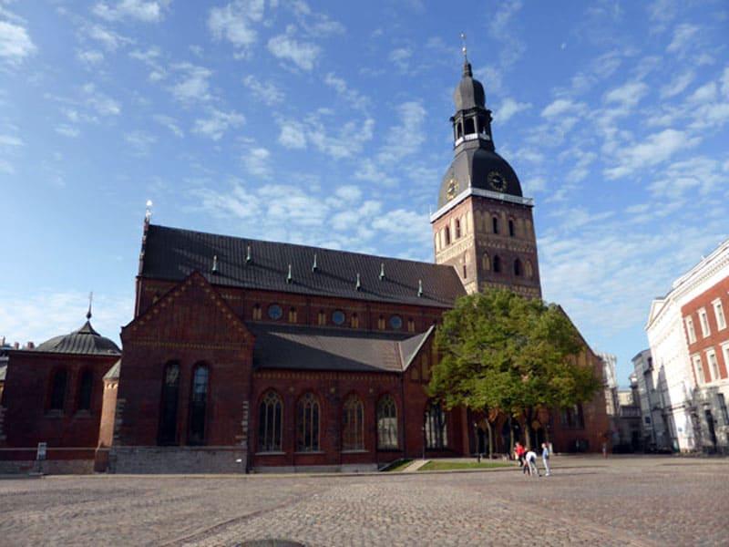 Домский собор Риги