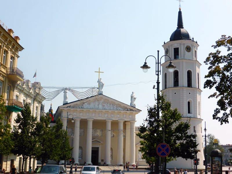 Кафедральный собор г. Вильнюс