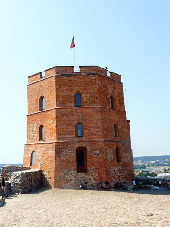 Башня Гедимина г. Вильнюс
