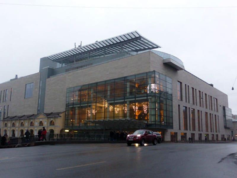 Театр Мариинка 2