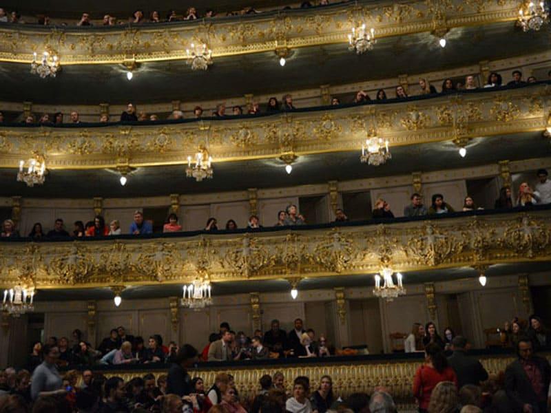 Где находится театр мариинский