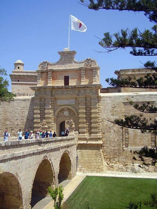 Древний город Мдина