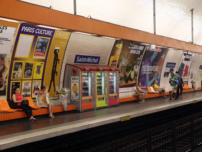 Парижский метрополитен