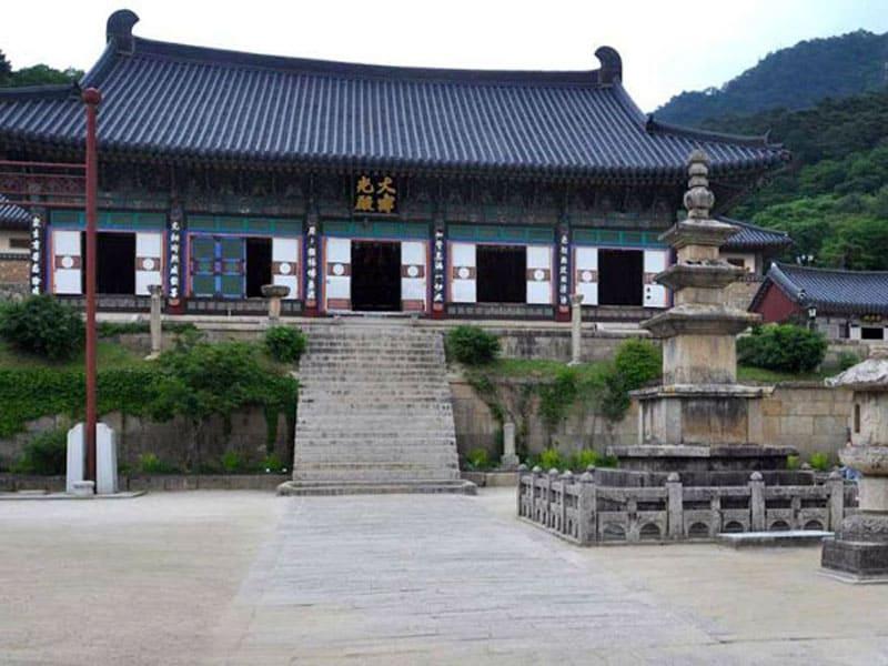 Монастырь Хэинса
