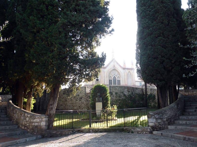 Монастырь Нотр-Дам де Симиес
