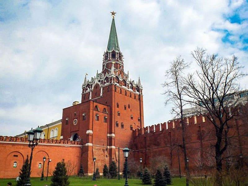 Фото достопримечательности Московский Кремль, Россия