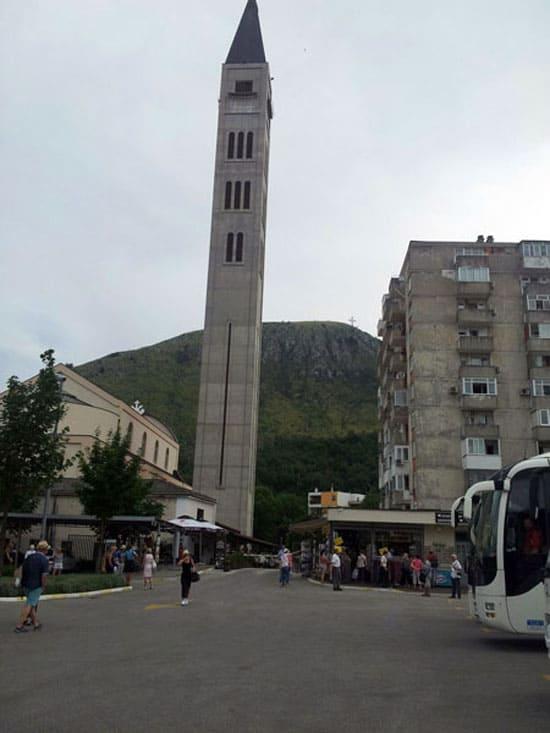 Старый город Мостар