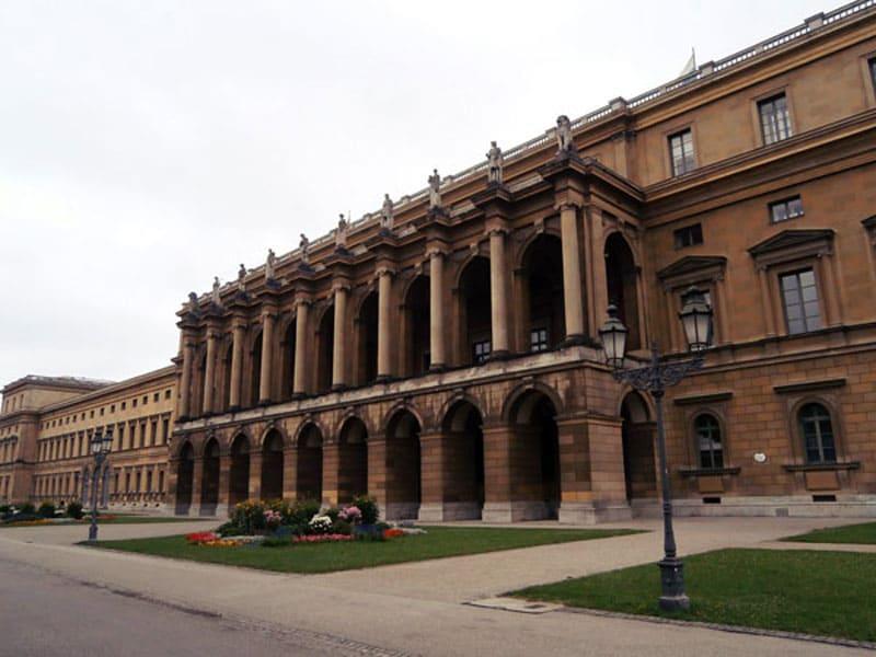 Мюнхенская резиденция