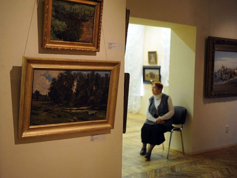 Музей изобразительных искусств, Екатеринбург