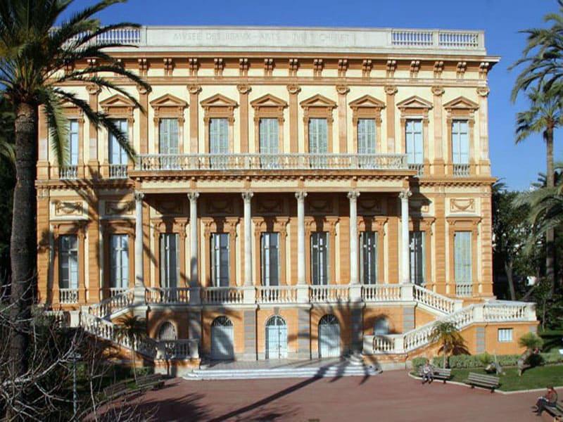 Музей изящных искусств в Ницце